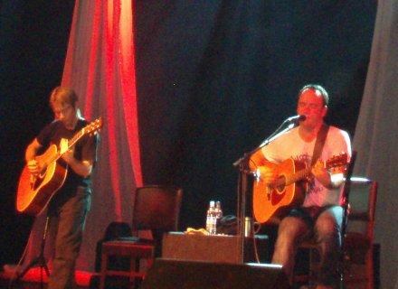 Tim Reynolds ja Dave Matthews